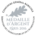 Medaille Argent 2016 125